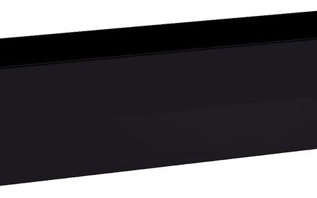 RTV stolek SWITCH RTV 2, černá matná/černý lesk