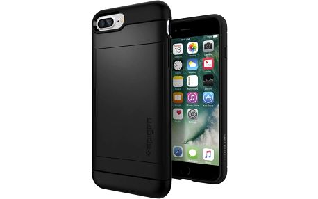 Spigen Slim Armor CS pro iPhone 7+, black - 043CS20528