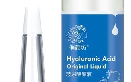 Pleťové sérum s kyselinou hyaluronovou pro redukci vrásek - 10 ml