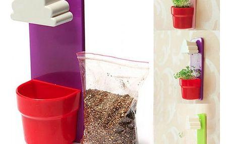 Kreativní sada na pěstování rostlin 3 ks