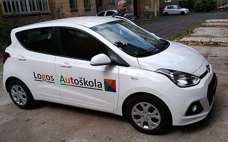 Autoškola - kondiční jízdy v Plzni - balíček 5 hodin