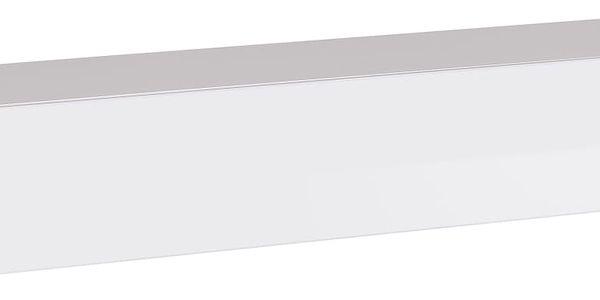 RTV stolek SWITCH RTV 1, bílá matná/bílý lesk