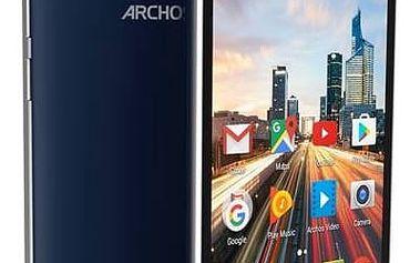Mobilní telefon Archos 50f Helium (503311) modrý SIM s kreditem T-Mobile 200Kč Twist Online Internet (zdarma)Software F-Secure SAFE 6 měsíců pro 3 zařízení (zdarma) + Doprava zdarma