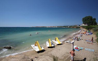 Chorvatsko - Povljana, ostrov Pag na začátku sezóny: 8 dní s plnou penzí pro 1 osobu u pláže