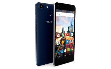 Mobilní telefon Archos 50f Helium lite (503313) modrý