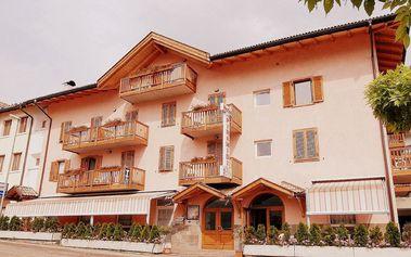 Itálie - Jižní Tyrolsko na 5 dní pro dva ve 3* hotelu včetně snídaní, večeře a bazénu