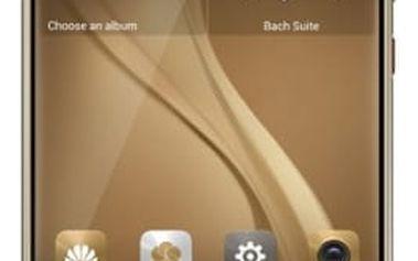 Mobilní telefon Huawei P9 32 GB Dual SIM - zlatý (SP-P9DSGOM)