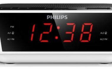 Radiobudík Philips AJ3115 bílý