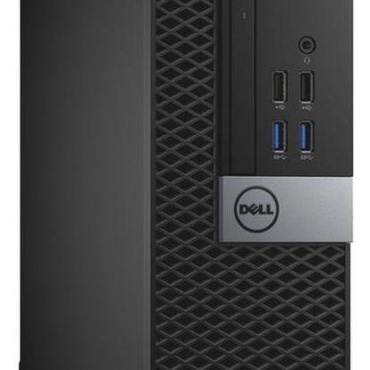 Dell Optiplex 3040 SFF, černá - 0C9T0