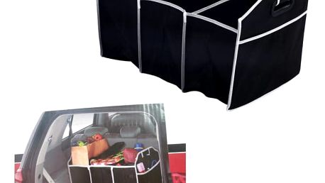Úložný box do automobilu v černé barvě - dodání do 2 dnů