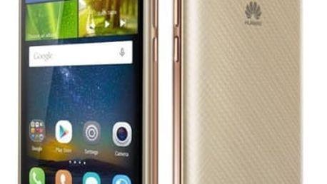 Mobilní telefon Huawei Y6 Pro Dual Sim (SP-Y6PRODSGOM) zlatý