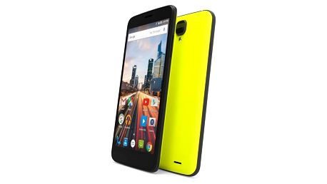 Mobilní telefon Archos 55 Helium 4Season - 4 kryty (503317) SIM s kreditem T-Mobile 200Kč Twist Online Internet (zdarma)Software F-Secure SAFE 6 měsíců pro 3 zařízení (zdarma) + Doprava zdarma