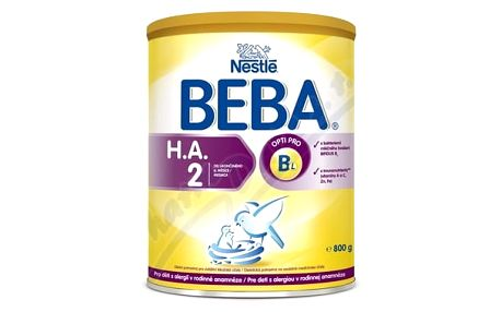 NESTLÉ Beba H.A.2 800g NEW