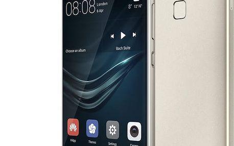 Huawei P9, Dual Sim, stříbrná - SP-P9FDSSOM + Zdarma YENKEE YAC 2048BK USB Autonabíječka 4.8A, černá (v ceně 299,-) + Zdarma Kabel Celly USB typu C (v ceně 279,-) + Zdarma držák CELLY FLEX9, univerzální (v ceně 379,-)