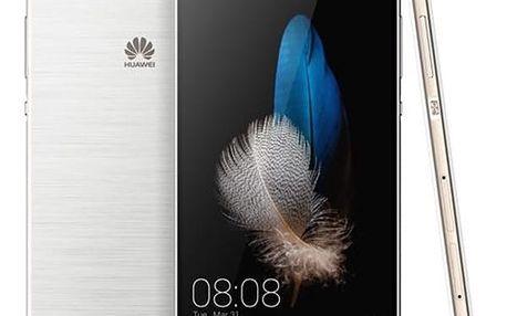 Huawei P8 Lite LTE Dual SIM bílý