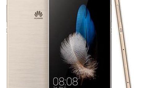 Huawei P8 Lite LTE Dual SIM zlatý