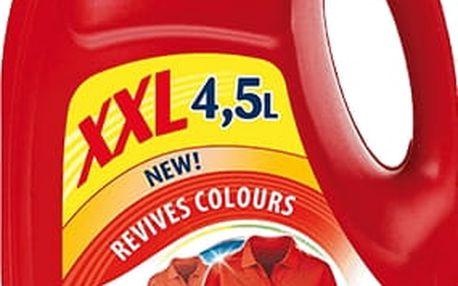 Woolite Extra Color 3 l + 50% extra, 75 praní
