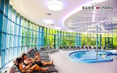 Lázně Eger luxusně s wellness