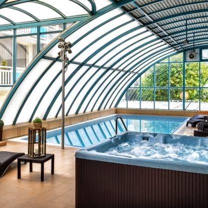 Léčebný pobyt v Piešťanech s bazénem