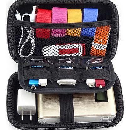 Cestovní brašna na elektroniku - 3 barvy
