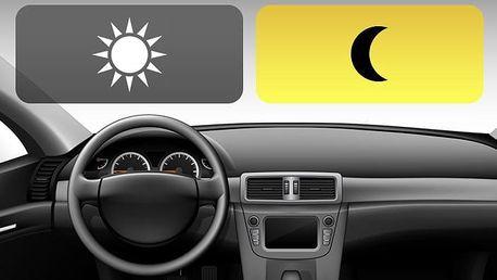 Clona do auta na ochranu před oslněním ve dne i v noci
