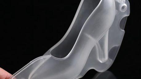 Formička v podobě podpatku