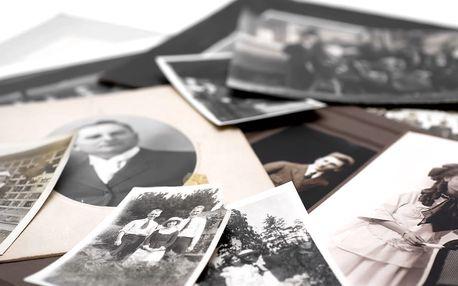 Přehled předků až do 5. generace či rodokmen z otcovské či mateřské linie