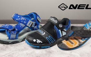 Dětské letní boty značky Nell