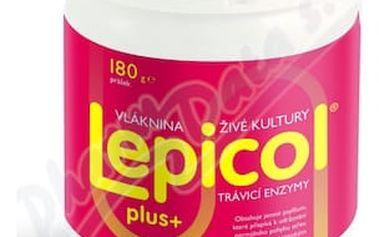 Lepicol PLUS 180g trávicí enzymy ASP