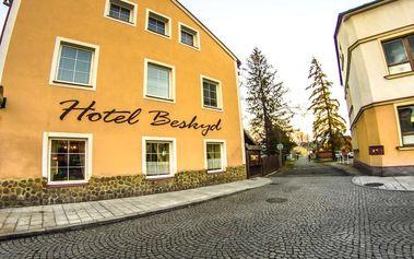 Léto v Hotelu Beskyd **** s polopenzí a privátním wellness