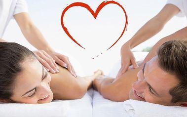 Masáž dle výběru - pro jednotlivce i páry