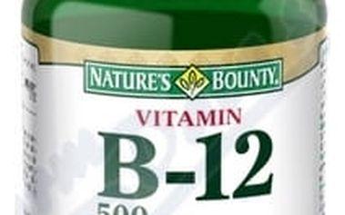 NB Vitamin B12 tbl.100x500mcg