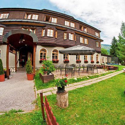 Relaxační pobyt ve Špindlerově Mlýně pro DVA s neomezeným wellness a polopenzí