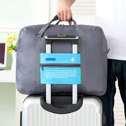 Cestovní taška na kufr - 4 varianty