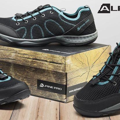 Moderní pánská prodyšná obuv Alpine Pro