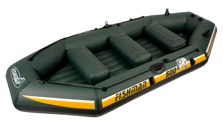 Nafukovací člun Fishman II 500