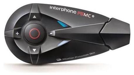 Handsfree Interphone CellularLine F5MC pro uzavřené a otevřené přilby (INTERPHONEF5MC) + Doprava zdarma