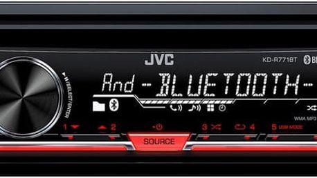 JVC KD R771 - 4975769434501
