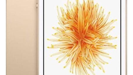 """Apple iPhone SE 16GB / 4"""" Retina / 12MPx /MLXM2CS/A / Zlatá"""