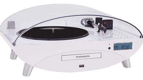Thomson TT401CD, bílá