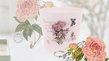 Keramický květináč matný