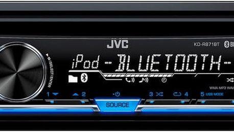 JVC KD R871BT - 4975769434549