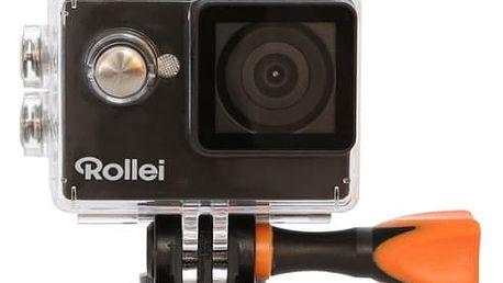 Outdoorová kamera Rollei ActionCam 300 Plus černá
