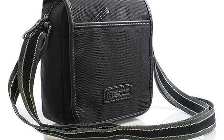 Černá taška na doklady Enrico Benetti 4468 černá