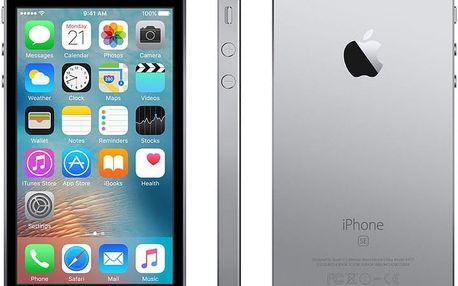 Apple iPhone SE 16GB, šedá - MLLN2CS/A