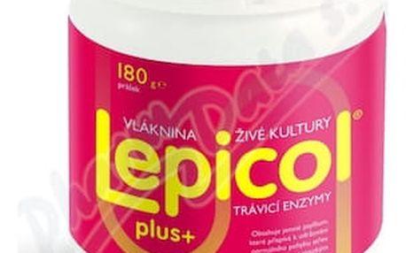 Lepicol PLUS trávicí enzymy 180g
