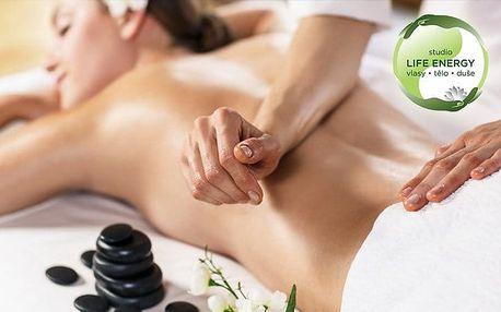 Speciální Breussova masáž ve studiu Life Energy v Plzni