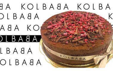 Božský dort od Kolbaby dle výběru ze 2 krasavců