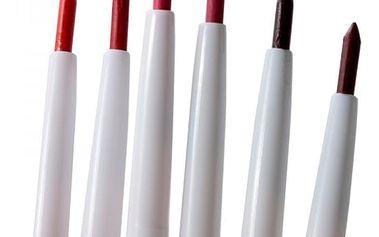 Konturovací tužka na rty - rotační - dodání do 2 dnů