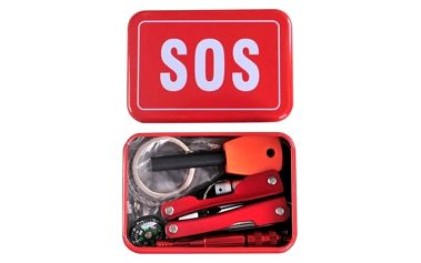 SOS krabička záchrany
